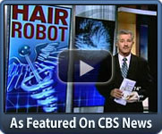 Artas FUE Hair Transplant Featured on CBS News